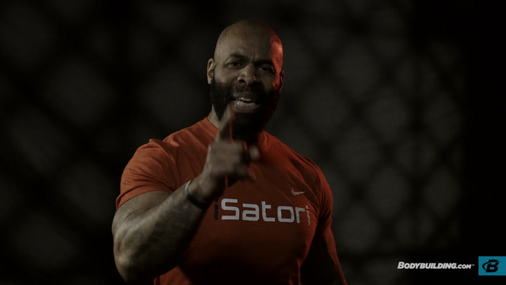 CT Fletcher's Commandment #3 Of Muscle Growth - Bodybuilding.com
