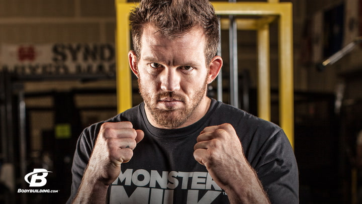 Fighting Shape - Ryan Bader MMA Workout