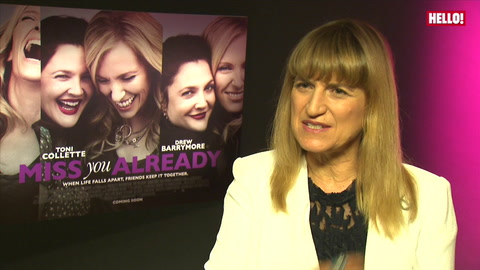 Director Catherine Hardwicke talks to HELLO! about her new film MISS YOU ALREADY.mp4