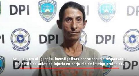 Capturan a uno de los más buscados por actos de lujuria en Honduras
