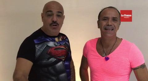 Juan Carlos Casasola y Radamés de Jesús invitan a los sampedranos a su