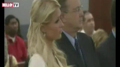 Paris Hilton pleads guilty to drug possesion