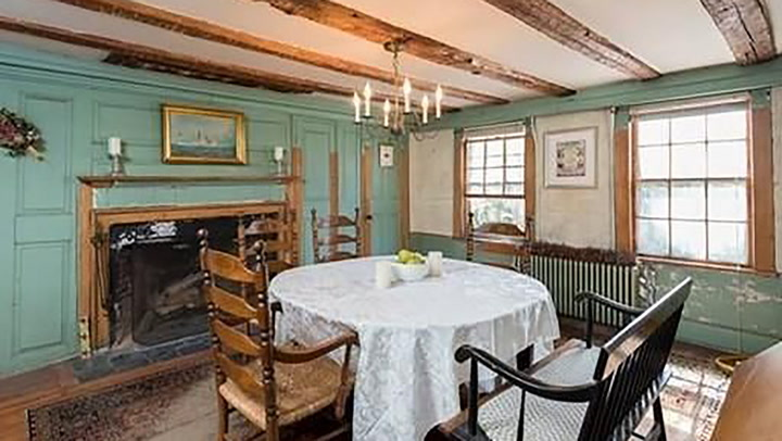 Step Back in Time: Inside the Oldest House for Sale in America
