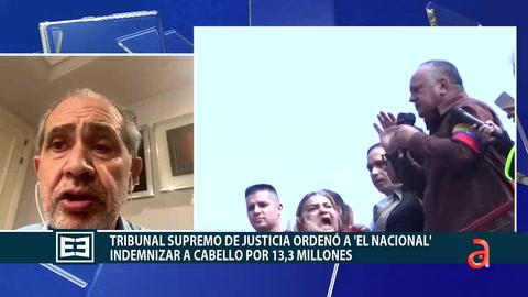 Diosdado Cabello intenta apropiarse del edificio del diario El Nacional