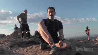 Why Some Hikers Climb Camelback at Daybreak