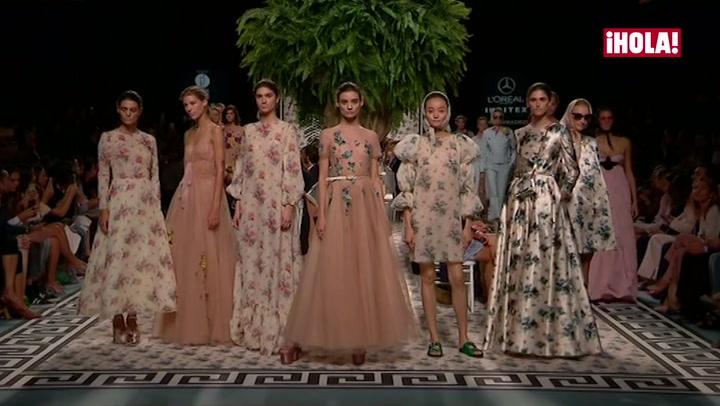 Fashion Week Madrid primavera-verano 2018: Jorge Vázquez