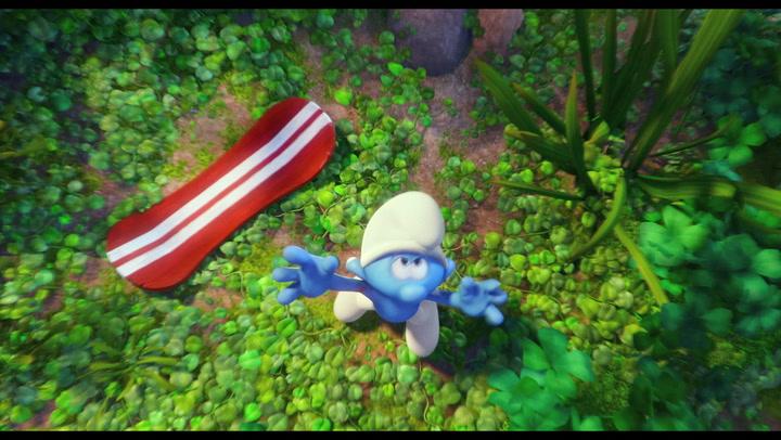 I Puffi - Viaggio nella Foresta Segreta: una clip in esclusiva