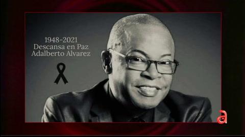 Las emotivas palabras de Carlos Otero a Adalberto Alvarez tras su muerte por Coronavirus