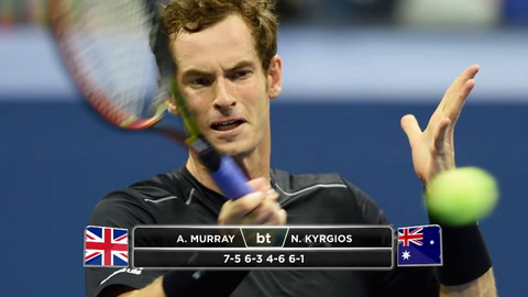 US Open: day two review: Andy Murray progresses