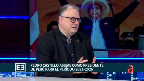 Toma el poder en Perú el ala más dura de la izquierda peruana