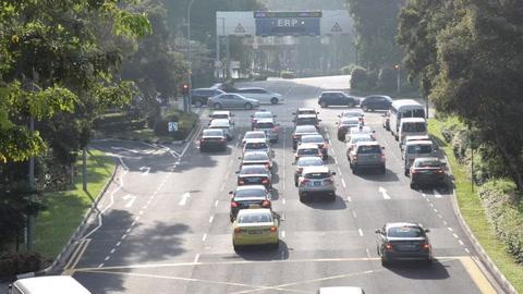 Control: Singapur declara la guerra a los coches