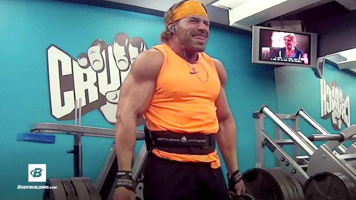 Boulder Shoulders Workout | 30 Days Out | Day 26