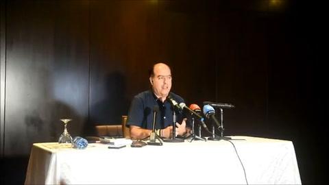 Gobierno de Maduro oferta en secreto posponer comicios: opositor