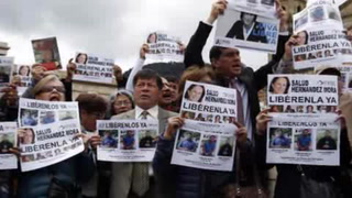 Liberan a periodista Salud Hernández; estuvo secuestrada seis días