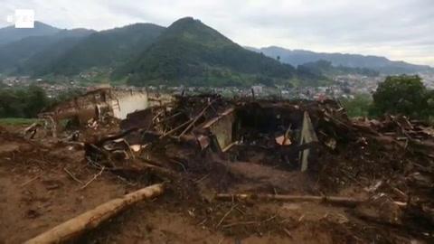 Guatemala no sale del asombro por alud que cobró la vida de 12 personas