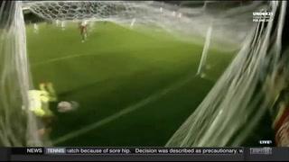 El impresionante golazo de Saúl Ñiguez a Donnarumma en el Europeo Sub21