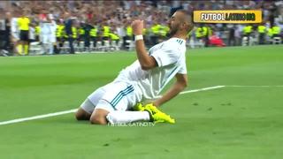 Real Madrid vence al Barça y es campeón de la Supercopa de España