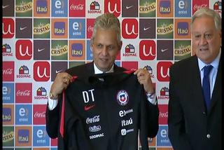 Oficial: Reinaldo Rueda es presentado como nuevo entrenador de Chile
