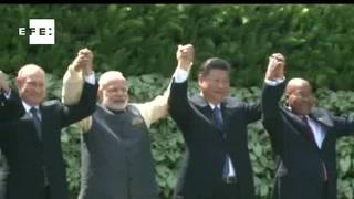 Países BRICS apuestan por erigirse en motor global
