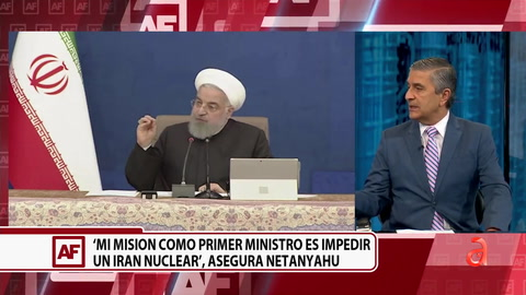 Irán amenaza a Israel tras apagón en planta nuclear