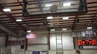 VIDEO:Springfield Catholic beat Buffalo, 87-46
