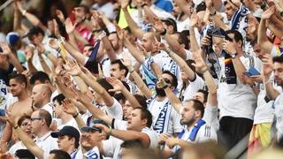 Indignados: aficionados del Real Madrid piden la salida de Bale tras derrota ante Betis
