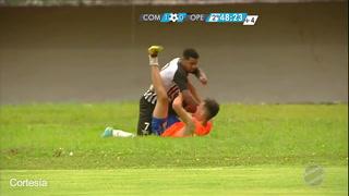 Jugador le propina brutal golpiza a recogepelotas en Brasil