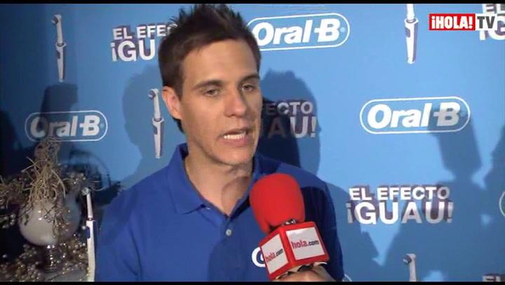 Christian Gálvez: \'Dentro de un año Almudena y yo tenemos pensado tener niños\'