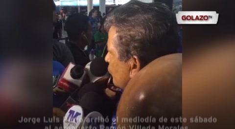 Pinto: ''Si fuera perfecto estaría en Milán, Manchester o Real Madrid''