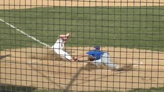 Riverton Vs. Pleasant Plains Baseball