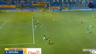 Real España le gana 1-0 a Marathón en el primer partido de semifinal de ida de la Liga Nacional