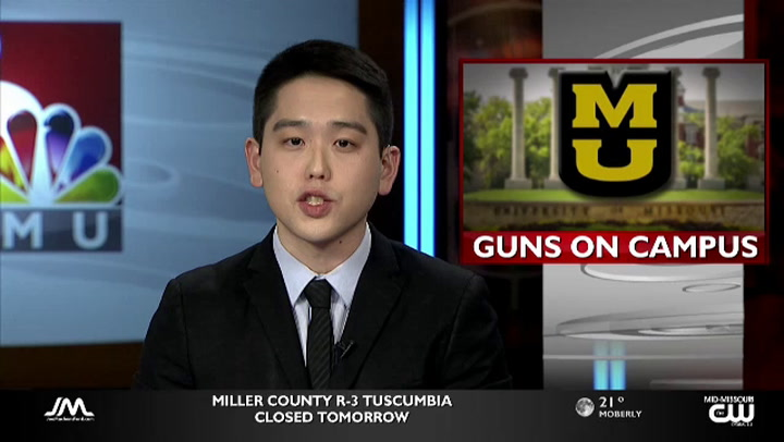 New bill seeks to allow university faculty to be armed on campus