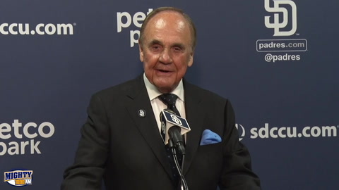 Dick Enberg reflects on his illustrious career and retirement