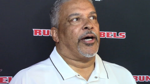 Coach Marvin Menzies Media Day