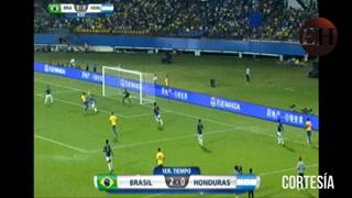 La Selección de Honduras Sub-17 pierde 2-0 contra la poderosa Brasil