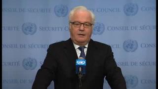 Muere el embajador ruso ante la ONU