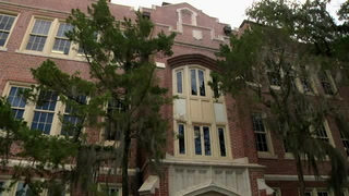 Florida State University showcases renovated Eppes Hall