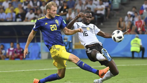 Alemania resucita de pesadilla Mundial con triunfo ante Suecia