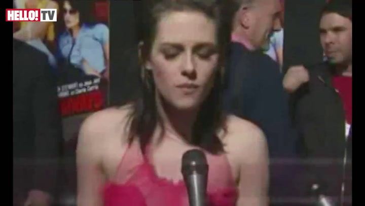 Kristen Stewart on playing a rock chick in \'The Runaways\'