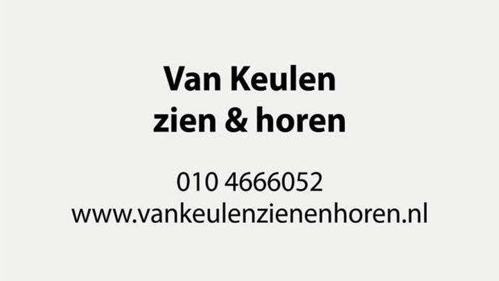 Van Keulen zien en horen Opticiens - Video tour