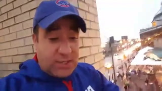 Kevin Lighty predicts Game 7 from Wrigley Field