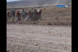 4 bin Suriyeli Kürt'ün Türkiye'ye geçişine izin verildi