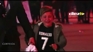 La profecía de un hincha con el Real Madrid y Cristiano Ronaldo