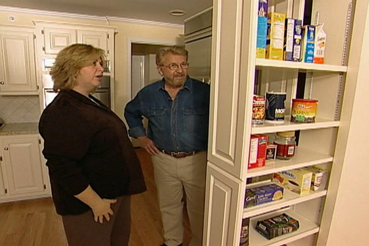 Magnificent Learn How To Build And Install A Slide Out Pantry Ron Hazelton Beutiful Home Inspiration Semekurdistantinfo