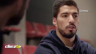 Suárez admite que temió por su fichaje con el Barcelona por mordisco a Chiellini
