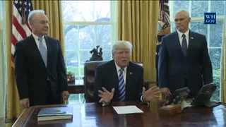 Trump enfrenta su primer gran fracaso legislativo