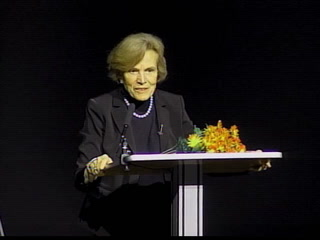 Alumna, Ocean Explorer Sylvia Earle on Origins