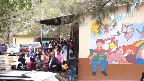 Estudiantes hondureños, en la línea de fuego de la delincuencia