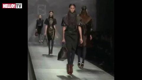 Milan Fashion Week: Fendi Autumn/Winter Collection