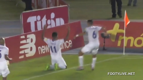 Panamá vence a Costa Rica y se clasifica para Mundial Rusia de 2018